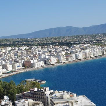 Loutraki and Athens